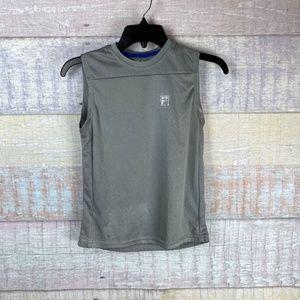 Fila Junior's Sleeveless Athletic Quick-Dry Top P3